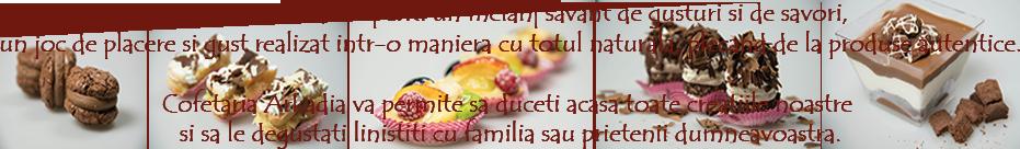 Cofetaria ARKADIA